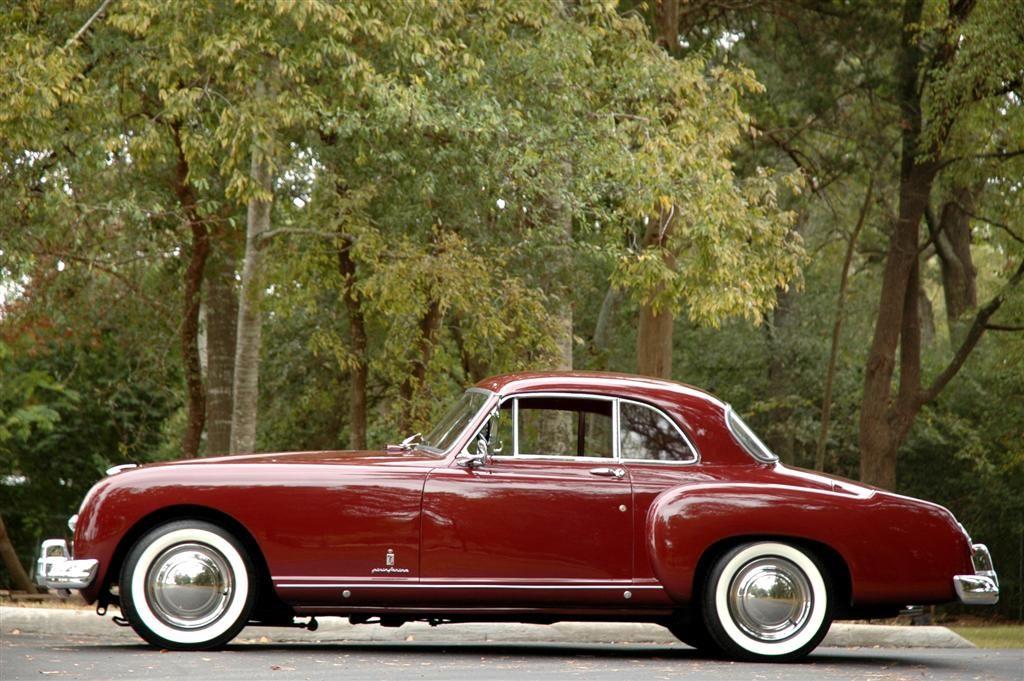 "Nash-Healey ""LeMans"" Coupe 1953. http://www.pinterest.com/shorrobi ..."