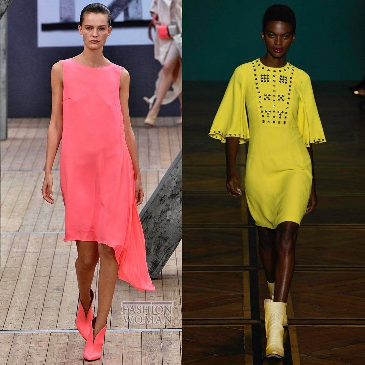 6764da7845a1aa6 Модные платья весна-лето 2019 | Мода - Fashion | Платья, Весна, Мода ...