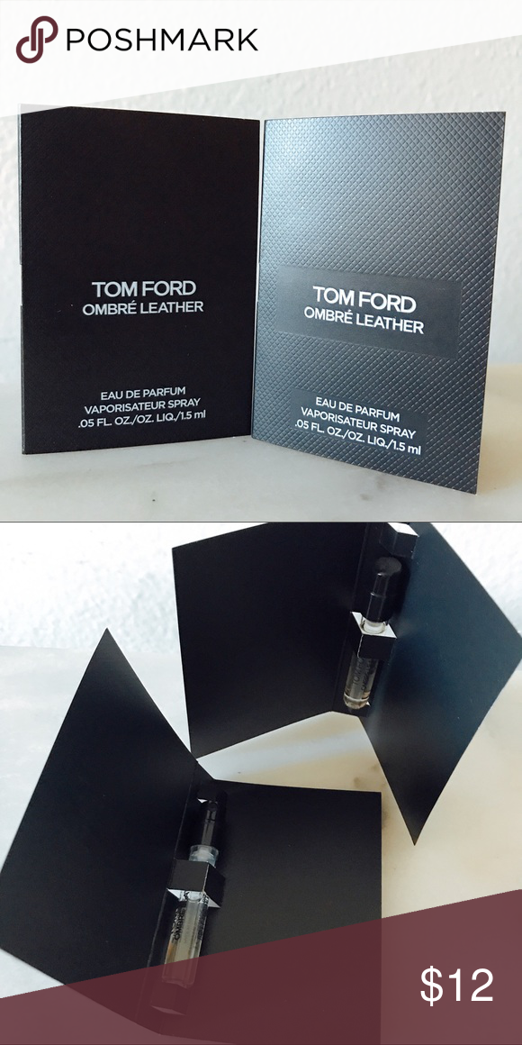 Tom Ford Ombre Leather Eau De Parfum Tom Ford Ombre Leather Eau De