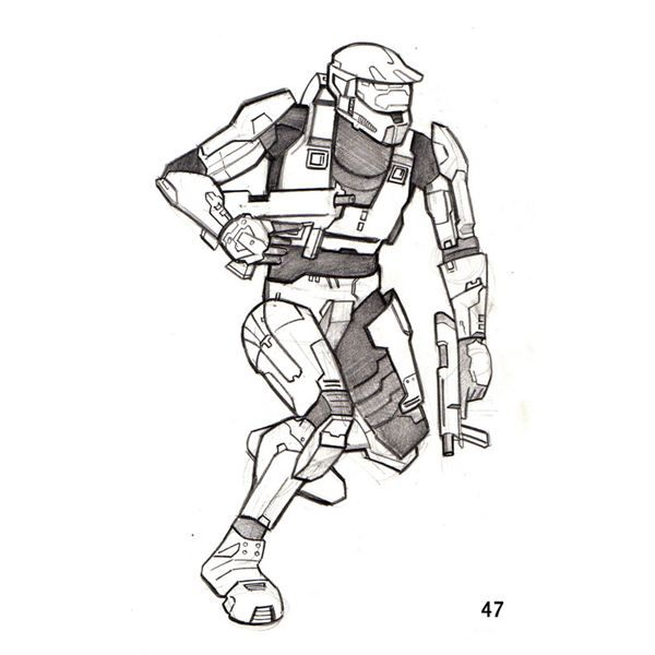 If you're wondering where to get Halo 3 coloring pages