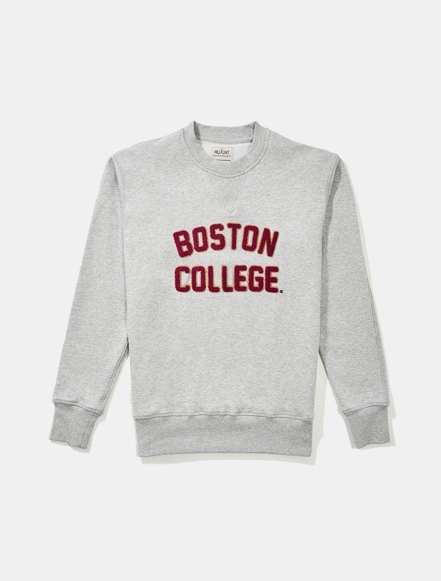 Boston College School Sweatshirt Sweatshirts School Sweatshirts Sweatshirt Fashion [ 1187 x 900 Pixel ]