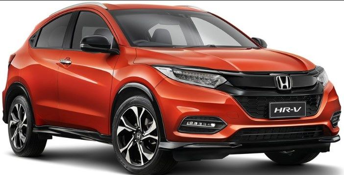 2021 honda hrv model overview pricing tech and specs