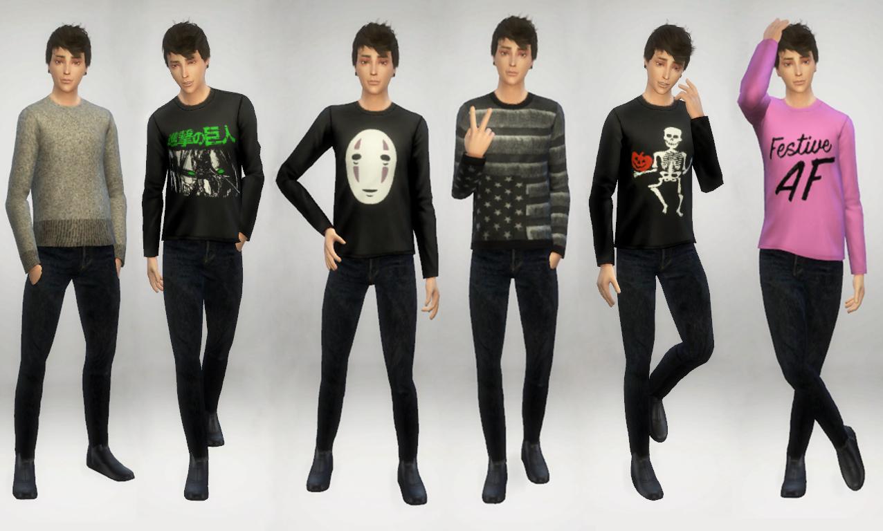 Dan Howell The Sims 4 Sims 4 men clothing, Sims 4, Sims