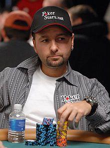 Daniel Negreanu Wikipedia The Free Encyclopedia World Series Of Poker Online Poker Poker