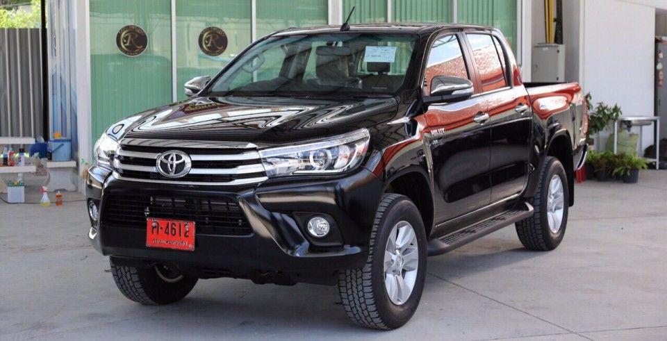 New Model Toyota Truck