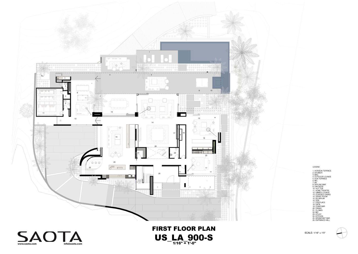 Gallery Of Stradella Saota 17 Floor Plans How To Plan Beautiful Houses Interior