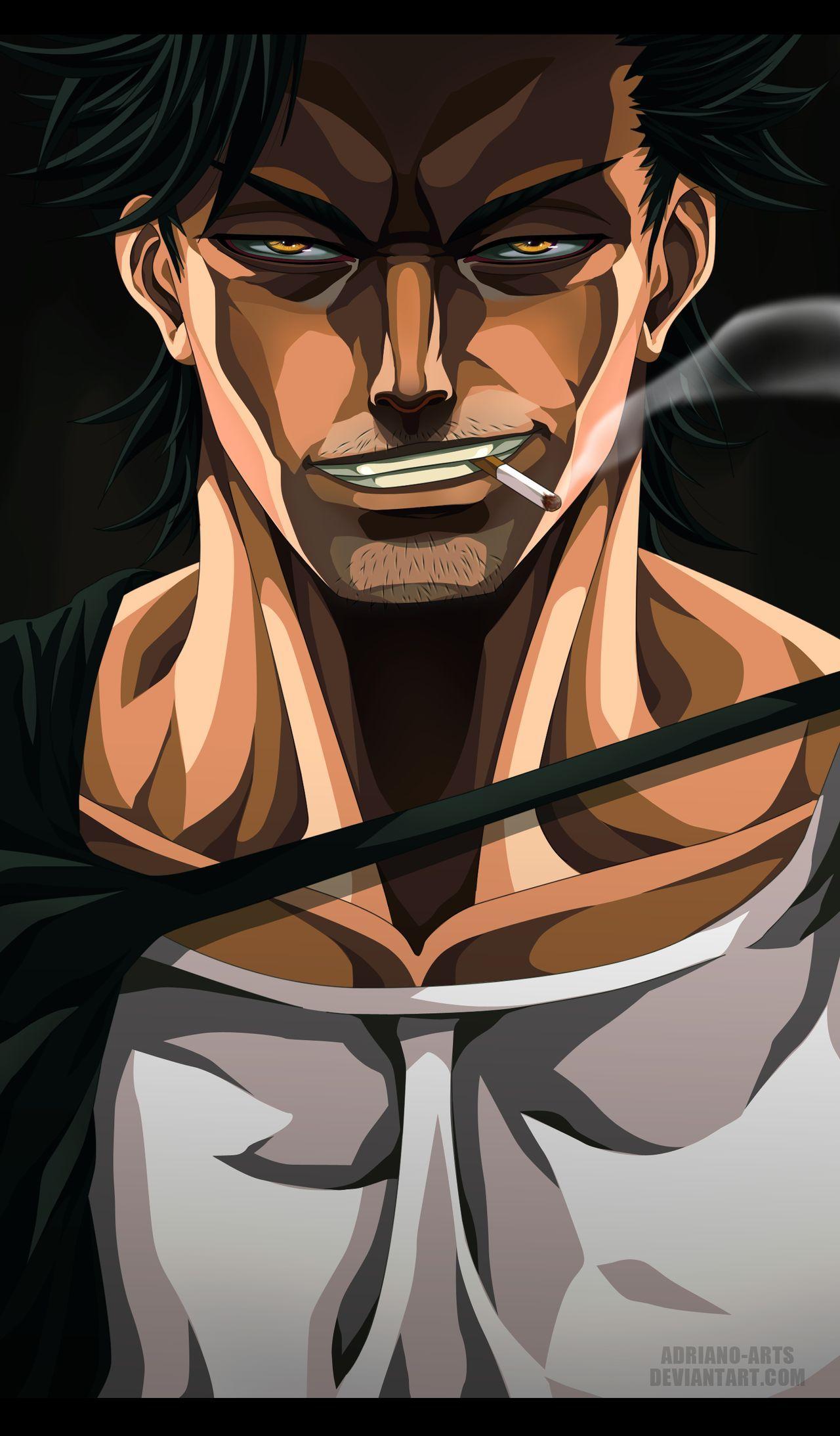 Yami Wallpaper : wallpaper, Yami-Sukehiro, Adriano-Arts, DeviantArt, Black, Clover, Manga,, Anime,