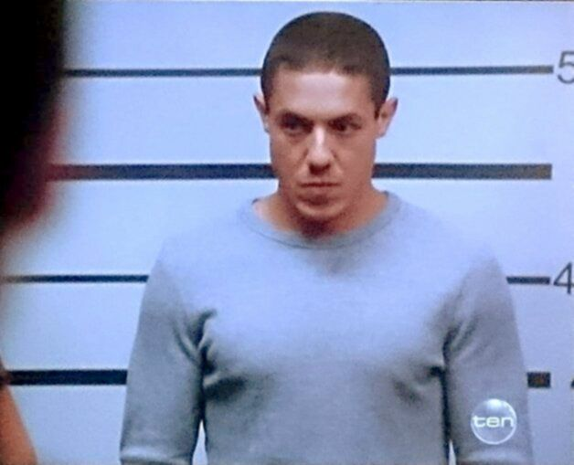 Theo Rossi in u0027Presumed Guiltyu0027 14+10, of Law \ Order SVU - what is presumed