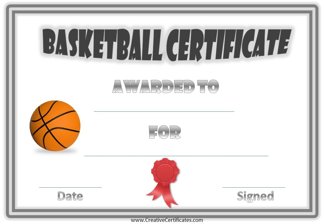 Basketball Awards  Summer Camp     Free Basketball