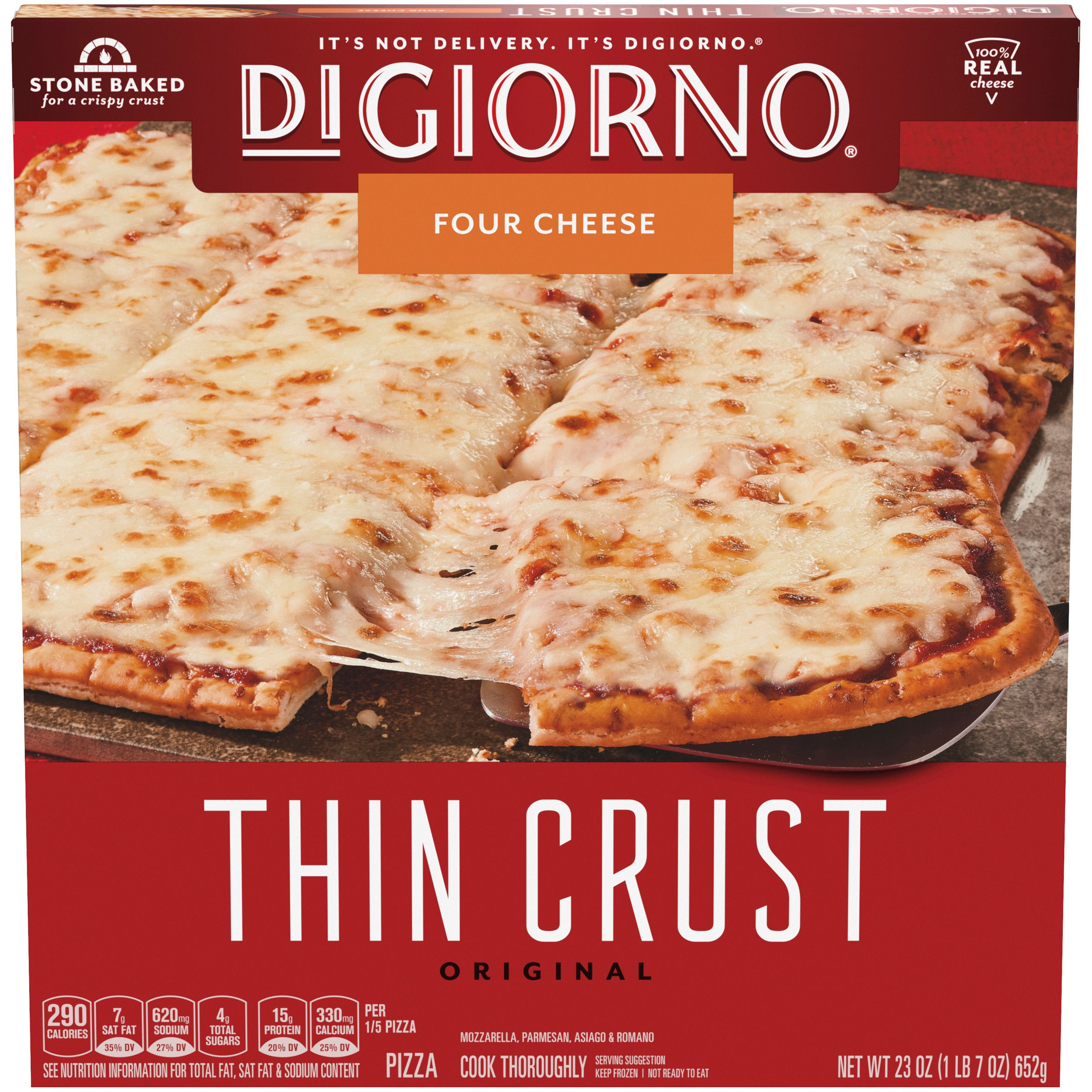 Quick Digiorno Pizza Cooking Time Frozen Pizza Pizza Cooking Instructions Thin Crust