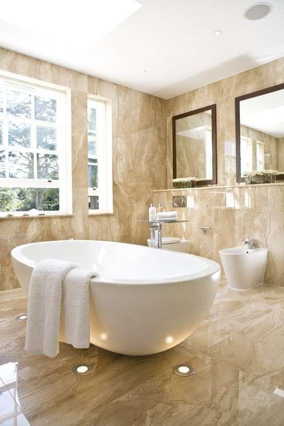 Bagno arredo moderno | Banheiros com banheira | Pinterest ...
