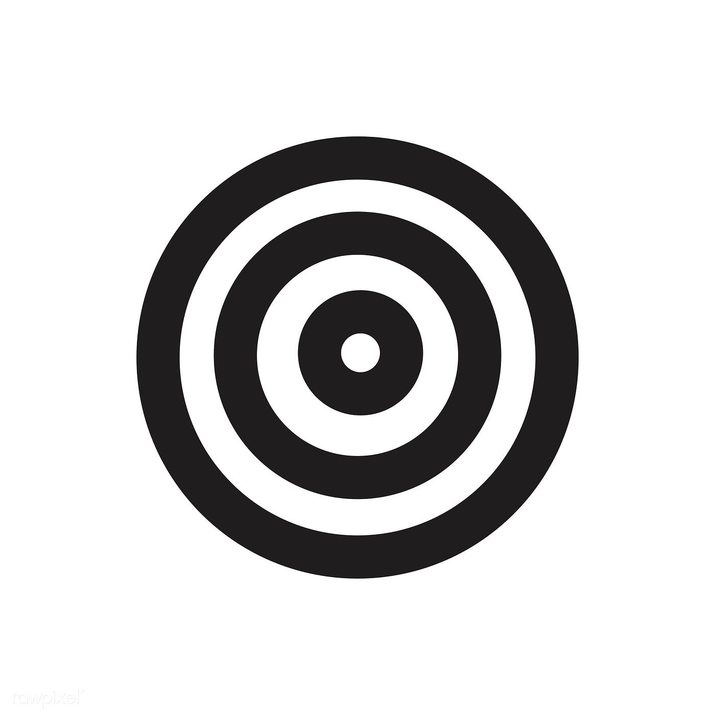 Isolated Target Icon On White Background Free Image By Rawpixel Com Manotang White Background Vector Free Icon Free download 50 best quality target icon png at getdrawings. isolated target icon on white