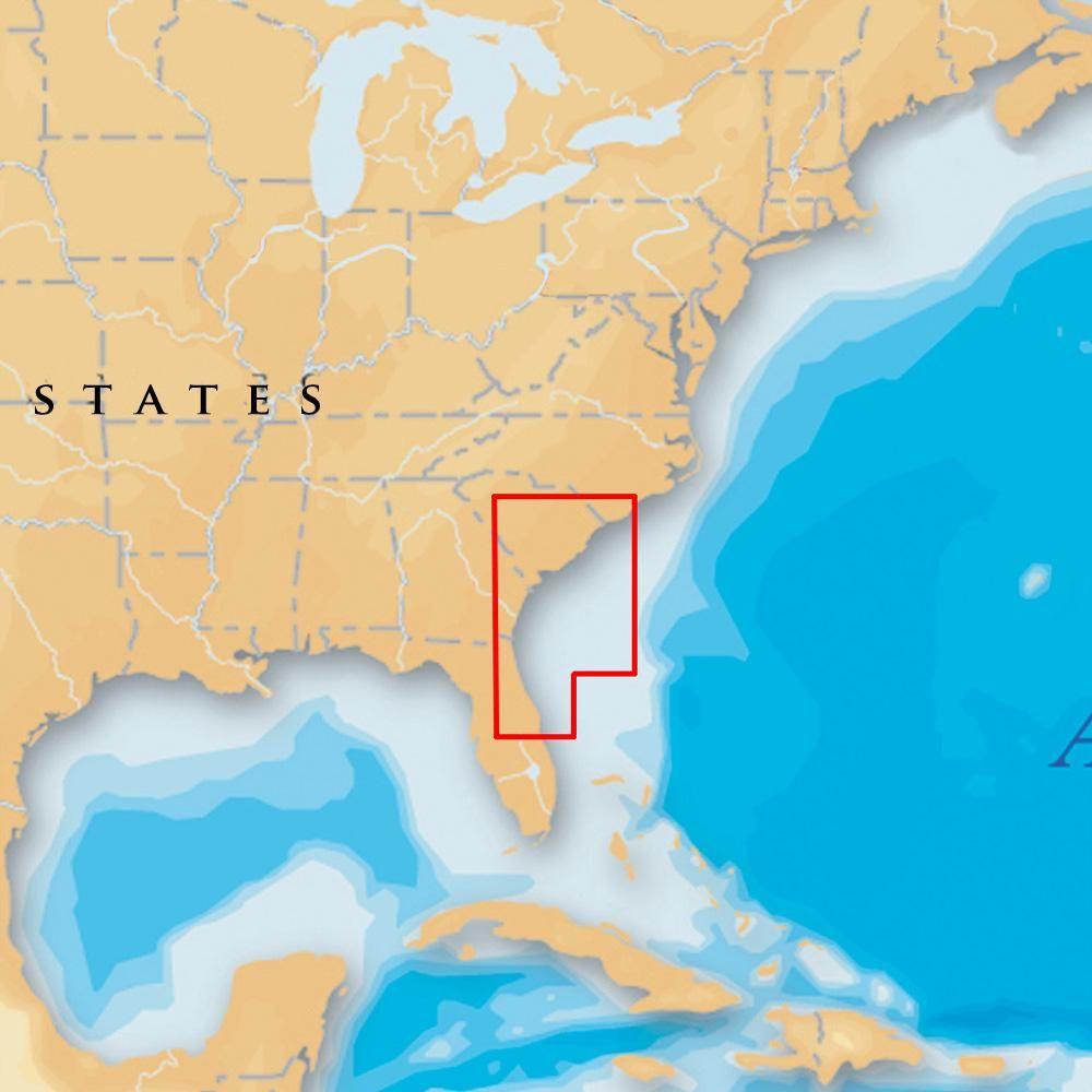 Navionics Preloaded Chart of All USA//Canada Coastal /& Inland microSD//SD