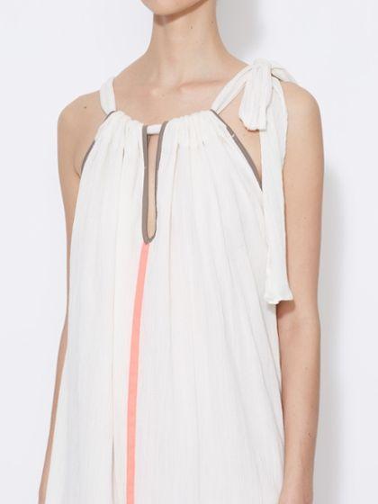 Majorca Cotton Maxi Dress by Basta Surf at Gilt