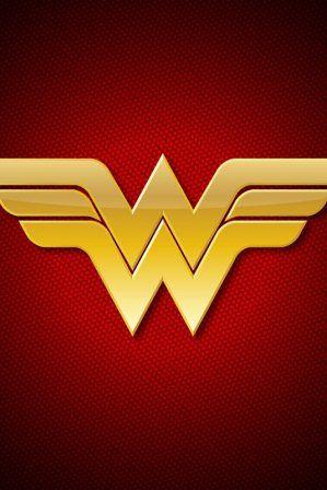 Dc Wonder Woman Logo Iphone Wallpaper Wonder Woman Logo Wonder Woman Movie Justice League Wonder Woman