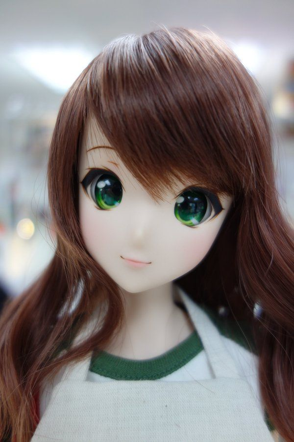 Smart Doll Ivory by purinpurinchan