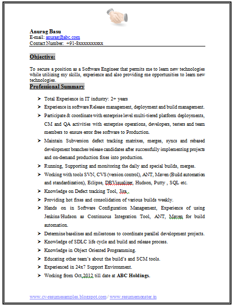 Sample Tempalte For A Graduate Fresher Experience Resume Sample Professional Curriculum Vitae With Fr Resume Format Download Download Resume Resume Format