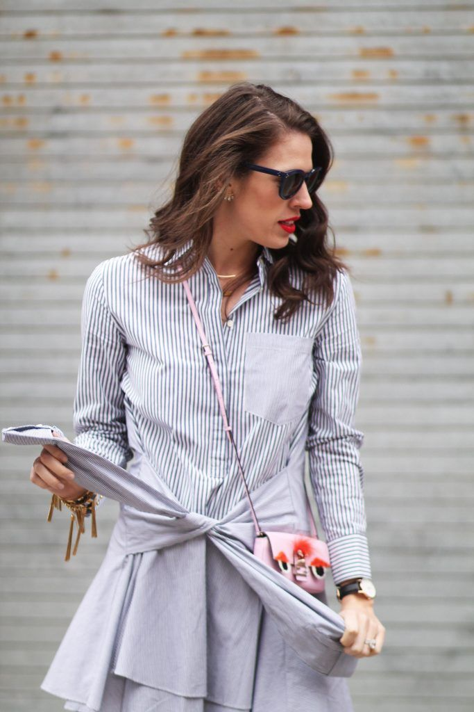 The Perfect Shirtdress - Accessories Gal Blog by E.Kammeyer