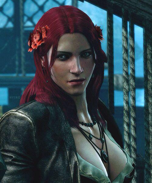 Anne Bonny Assassins Creed Iv Black Flag Video Game Art