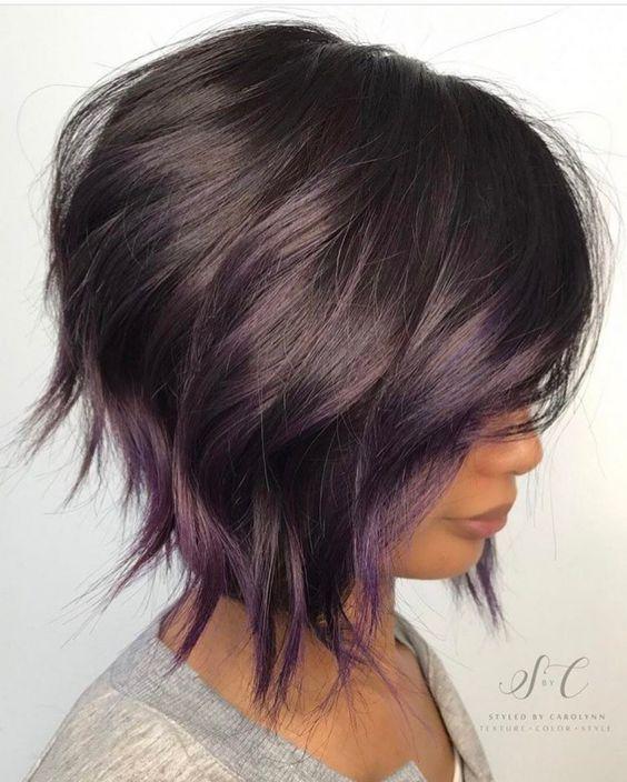 30 coupes courtes sublimes et couleurs fashion cheveux