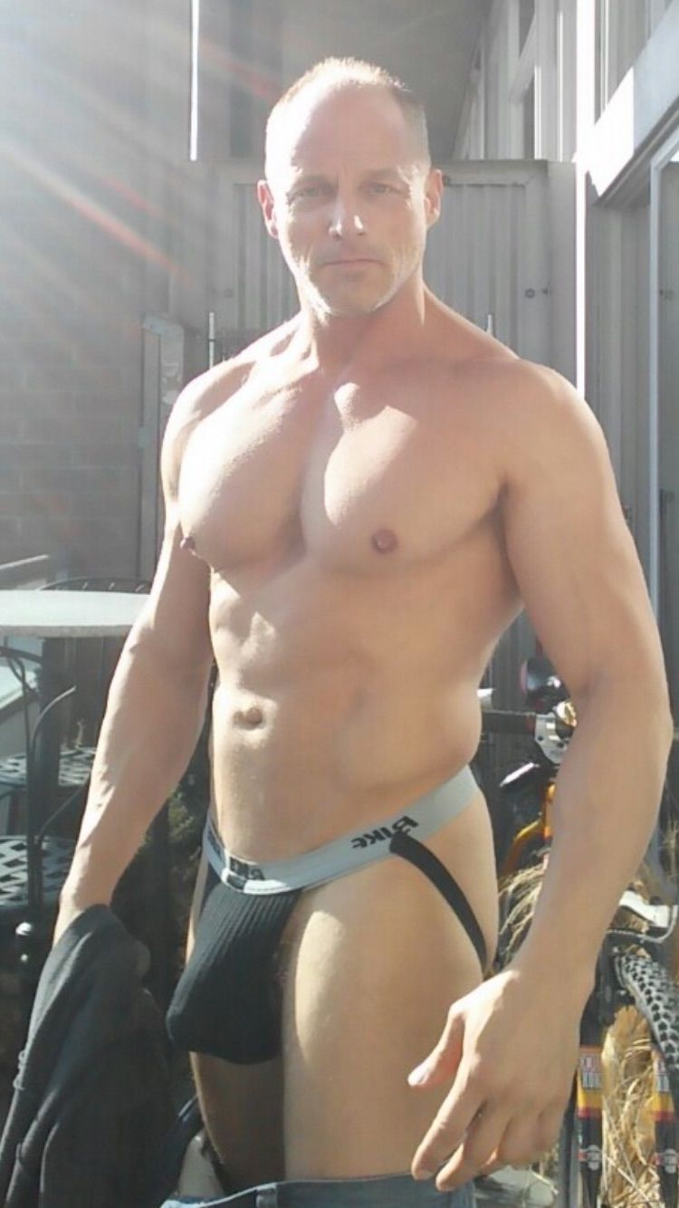 pinpaul sins on athletic supporter   pinterest   mature men and gay