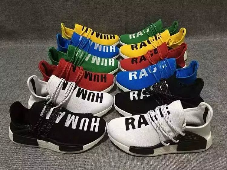 new style 1bfa3 daae4 Adidas NMD Human Race series colorful | Adidas NMD | Fashion ...
