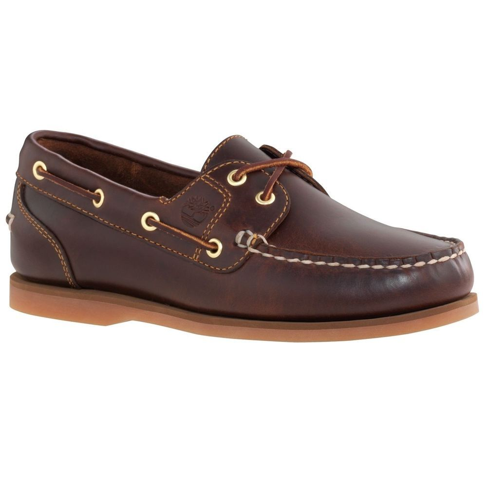 Timberland Women's Earthkeepers Classic Amherst 2 Eye Boat