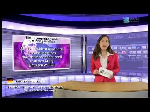 Пропаганда лжи милитаристов | Pусский | kla.tv