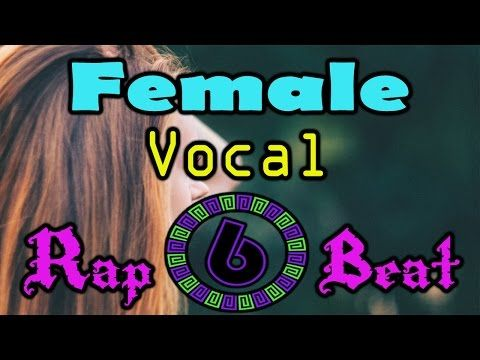 Chill Female Vocal Type Rap Hip-Hop Beat || Uuu - YouTube