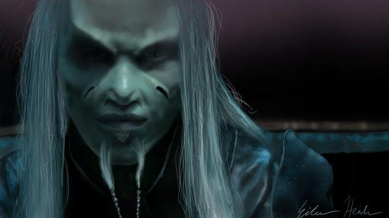 Steve the Wraith-Stargate Atlantis