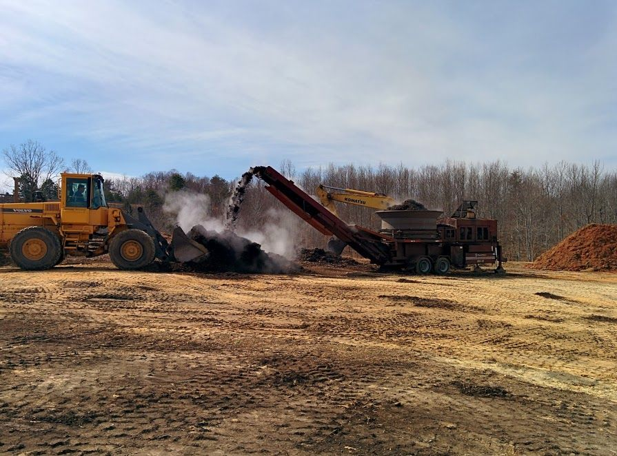 Our Stockyard Is Full Of The Finest Sod Mulch Rock Sand And Soil In All Of Asheboro Whether You Are A Com Landscaping Supplies Landscape Projects Landscape