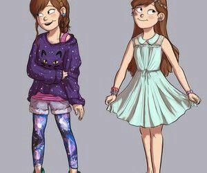 Los estilos de Mabel
