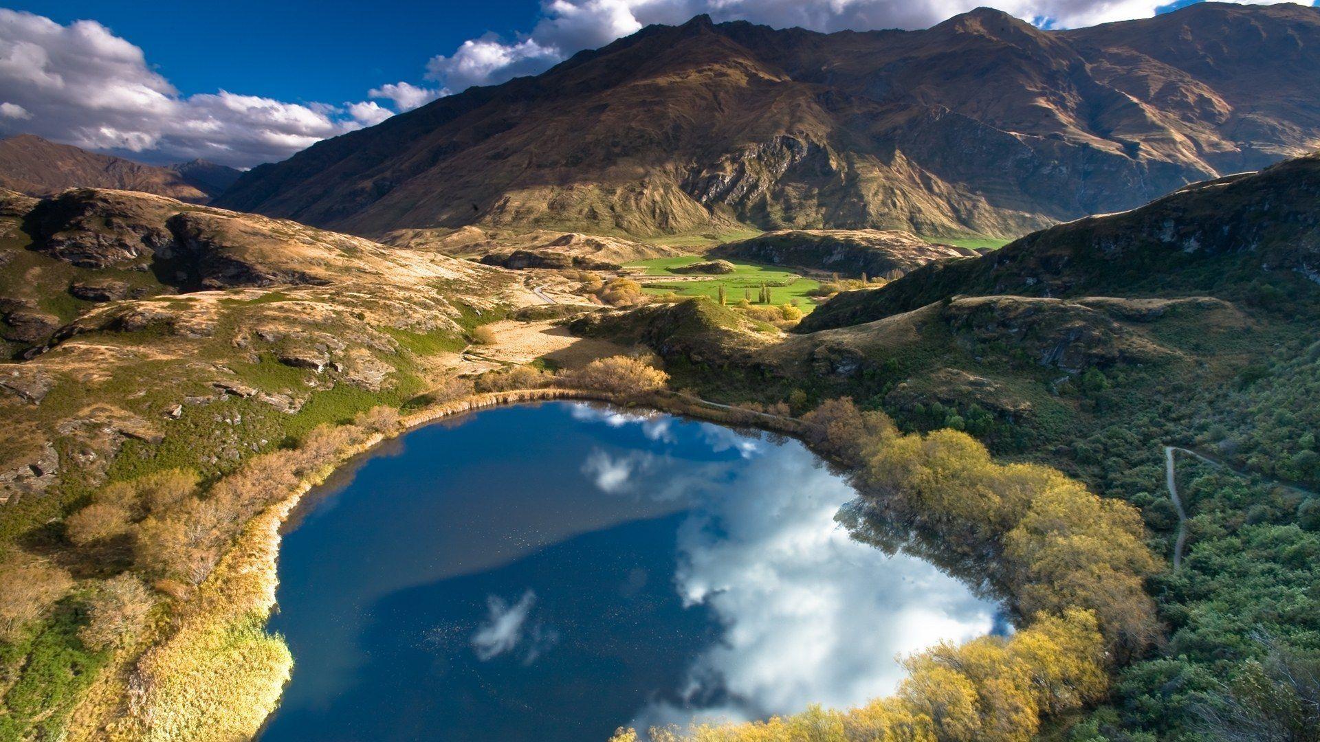 Images Of New Zealand Heart Lake New Zealand Hd Travel