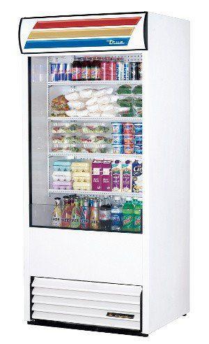 True Refrigeration Tac36 Vertical Open Air Merchandiser 313cu Ft