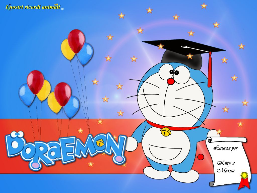 Doraemon HD Wallpaper For Desktop Background PC Top Dengan
