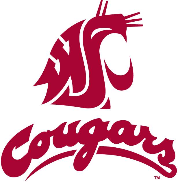Washington State Cougars Football logo  5f3d85c28