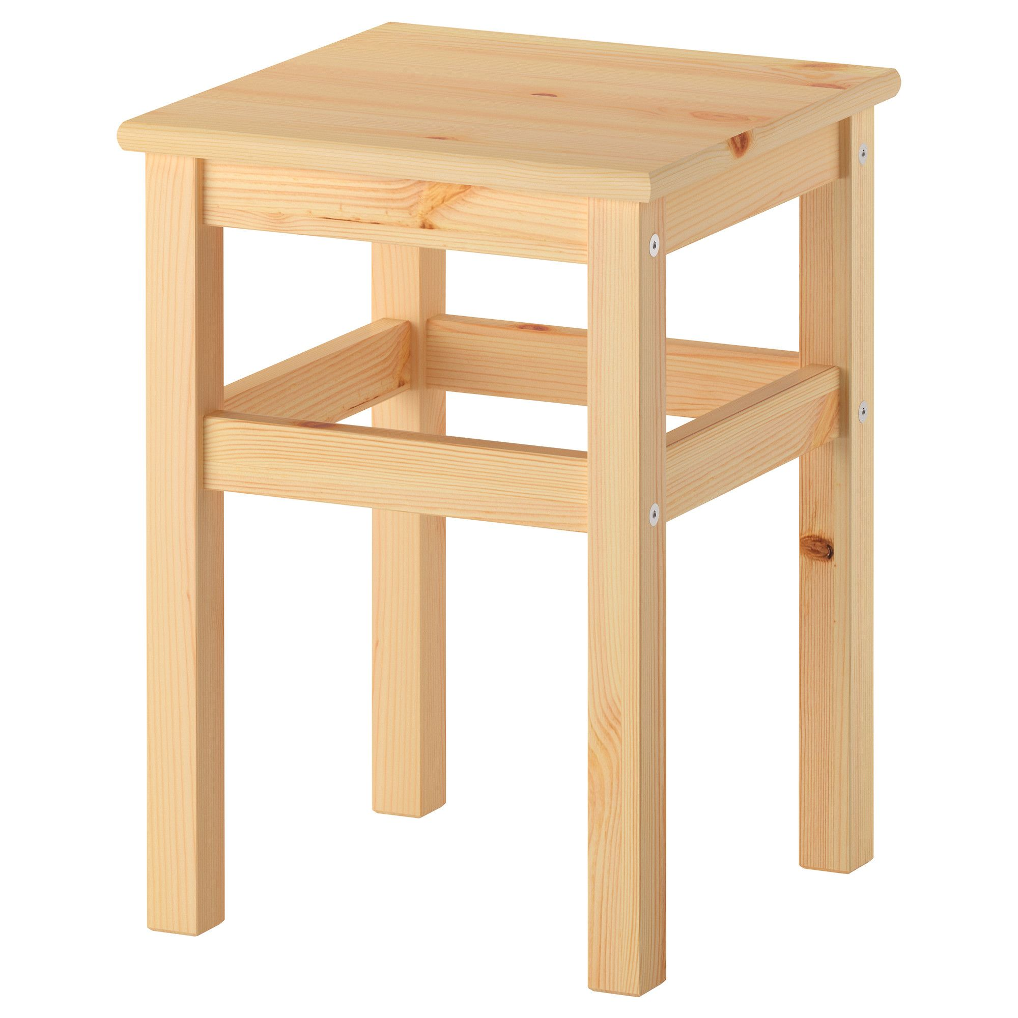 Awesome Wooden Bench Ikea Part - 5: ODDVAR Stool - IKEA | 7 GBP