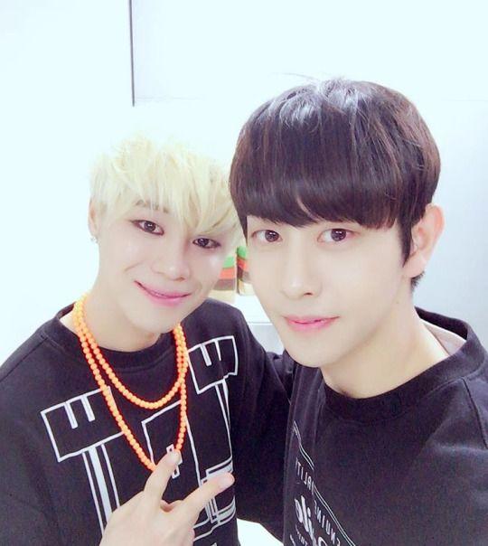 Euijin (BIGFLO) & Sunhyeok (BEATWIN)