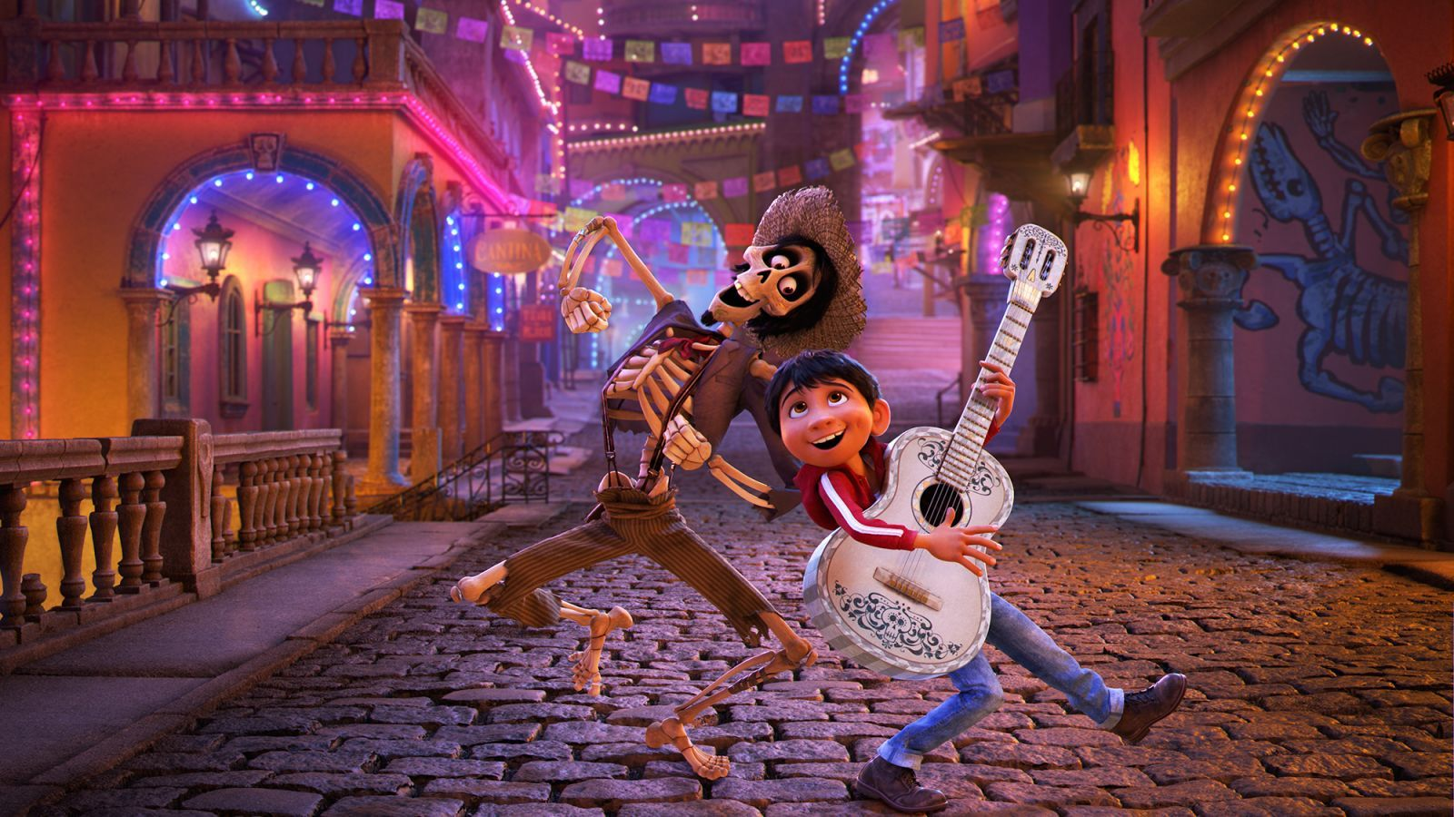 The winning Coco sends Pixar to the great beyond — The A.V