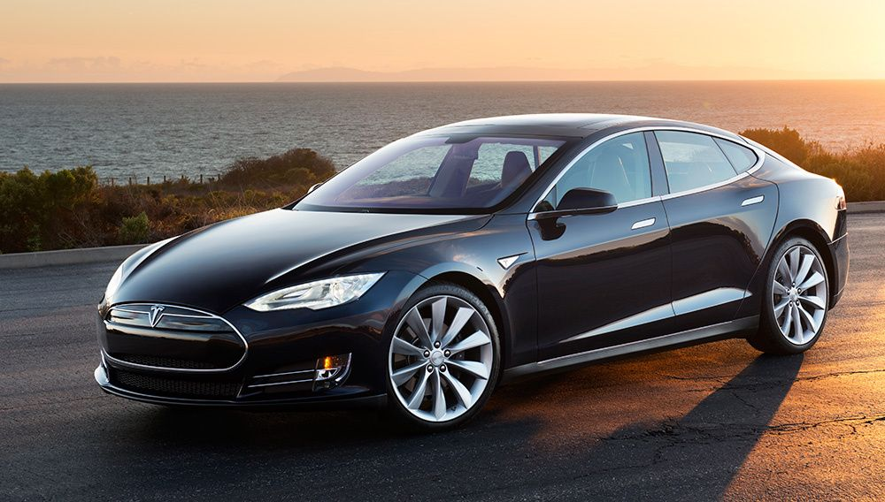 All tesla cars being produced now have full selfdriving