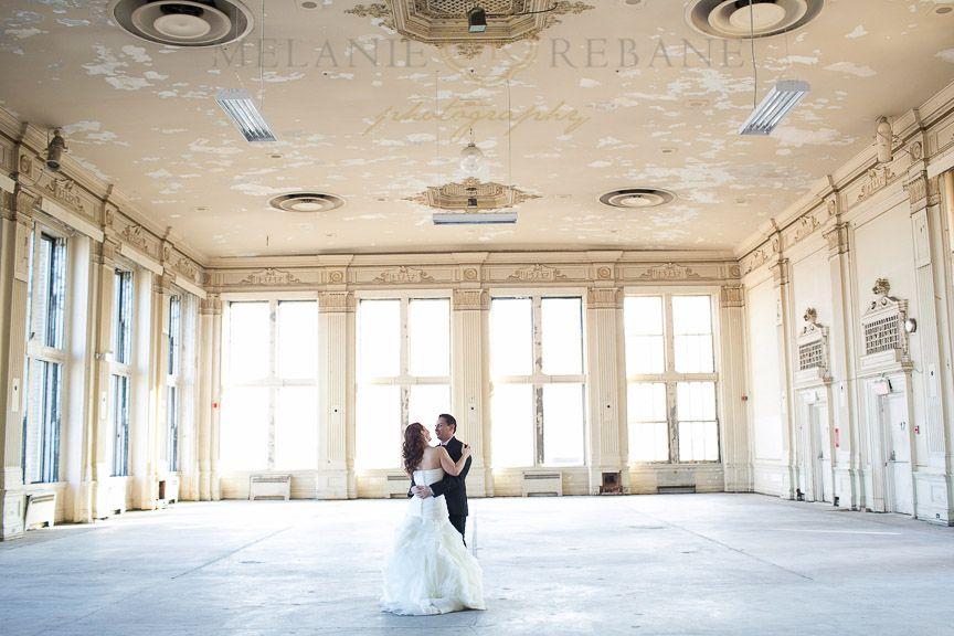 Stylish Toronto Wedding St Lawrence Hall Market