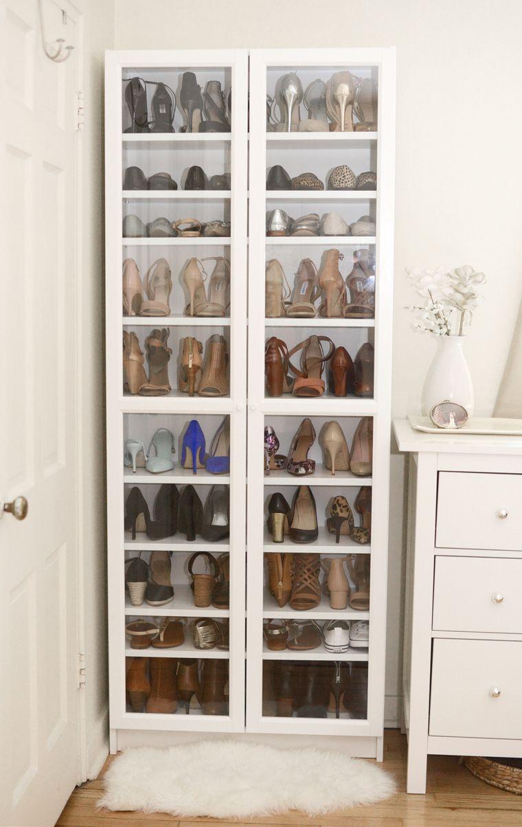 Shoe Storage Ideas Diy
