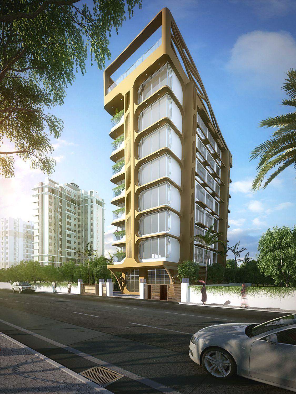 Exterior Designs (3D Architectural Visualization, 360 Degree View, 3D  Rendition # VA STUDIO
