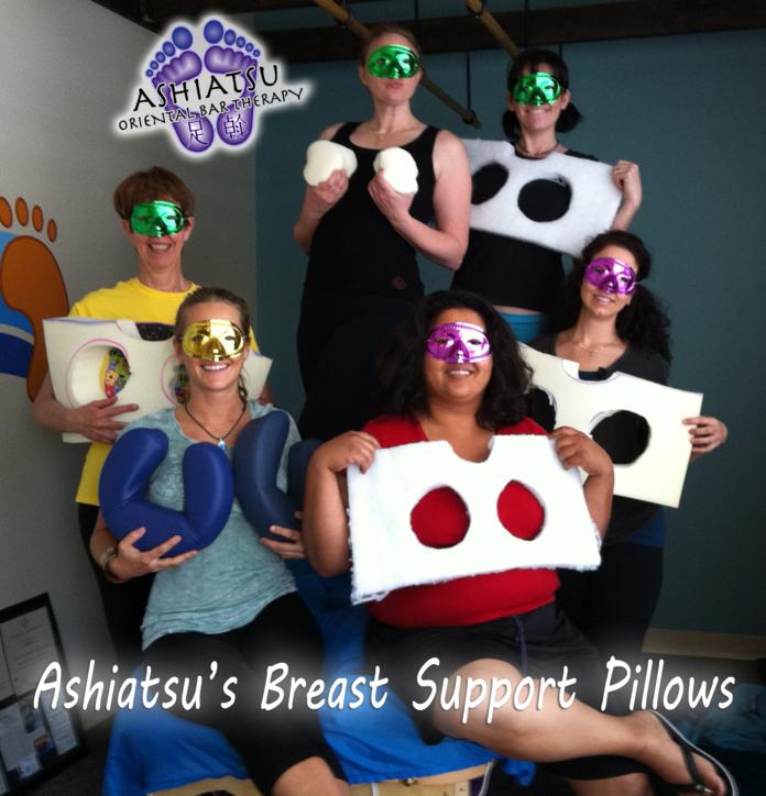 breast massage room