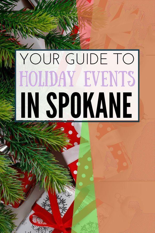Christmas Lights In Spokane 2020 Holiday Light Displays in Spokane and Coeur d'Alene in 2020