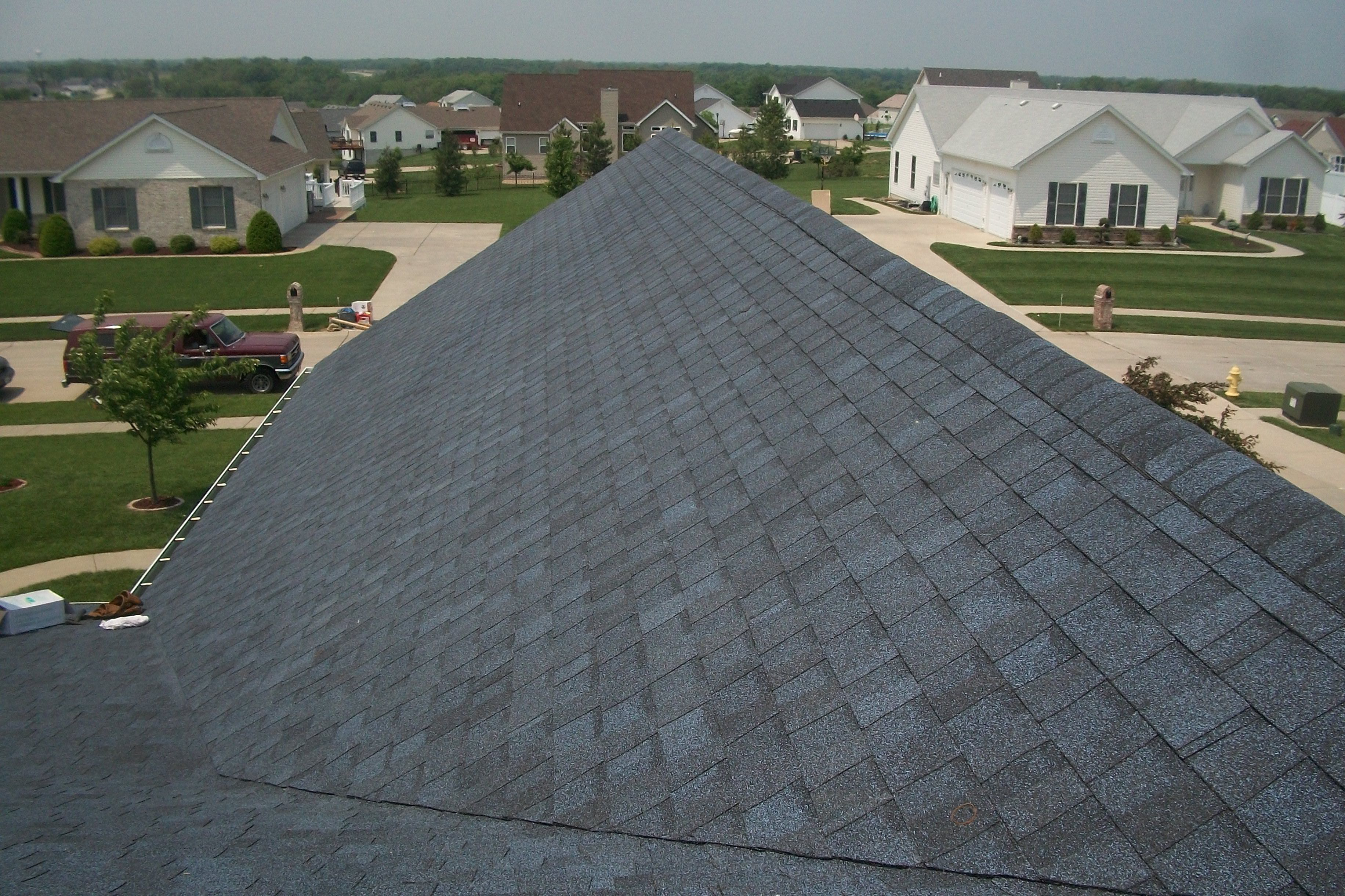 Certainteed Landmark Atlantic Blue Residential Roofing