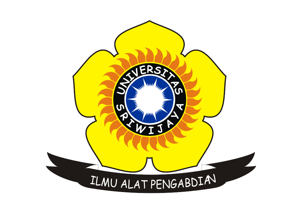 Logo Unsri Universitas Sriwijaya Vector Gambar Pastel Kreatif Gambar