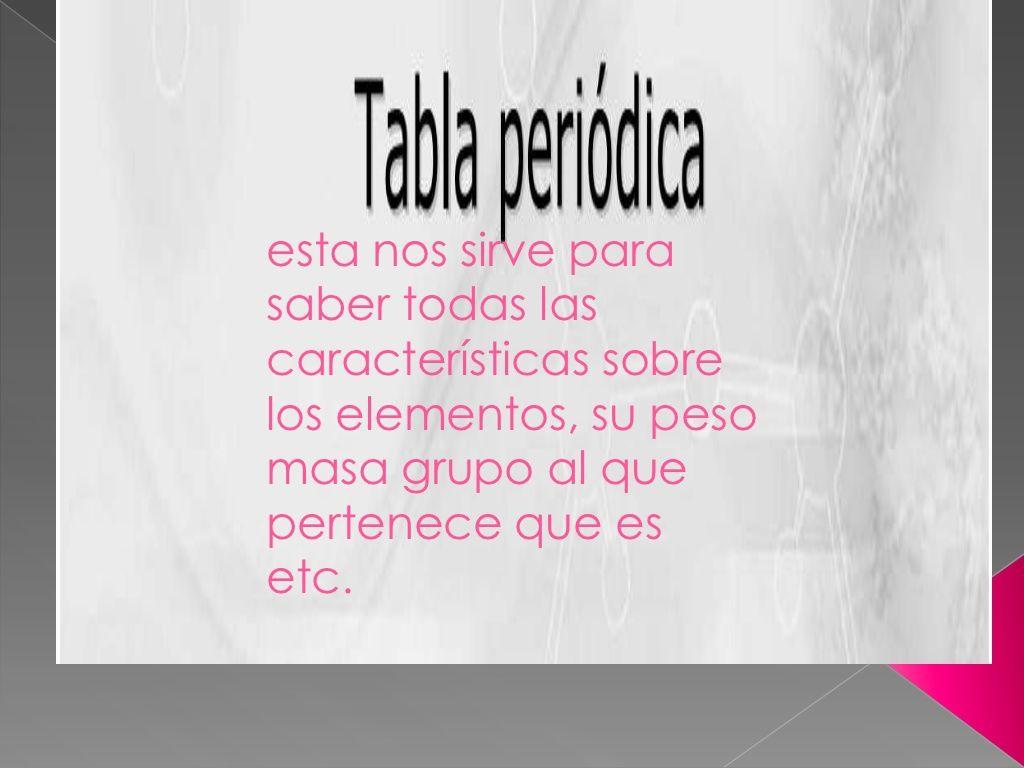 Historia de la tabla periodica by williamprofedu via slideshare historia de la tabla periodica by williamprofedu via slideshare urtaz Choice Image