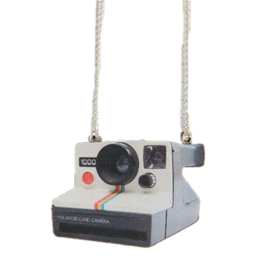 Polaroid Pendant .. OMG!!!! I want it NOW!!!!
