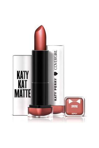Shop the Best Drugstore Lipsticks. Buy it now: CoverGirl Katy Kat Matte in Sphynx, $7